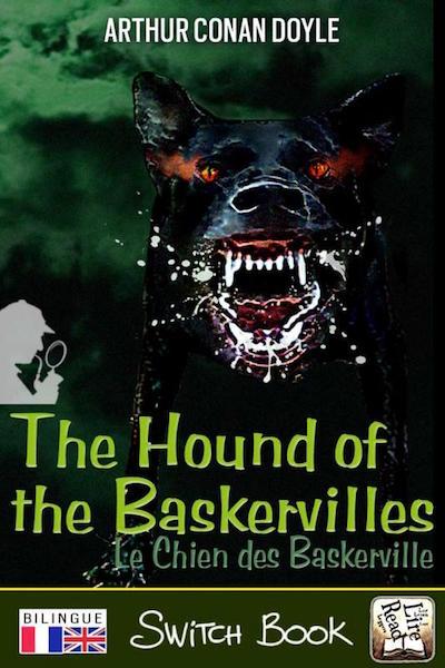 Le chien des Baskerville roman policier/aventure billingue anglais-français