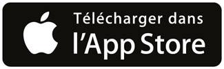 bouton télécharger l'application de livres bilingues dans l'App Store